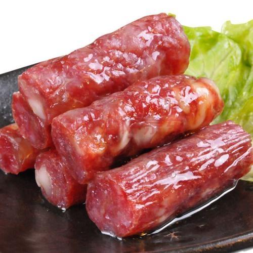 五香香肠告诉你香肠加工后的食用方法
