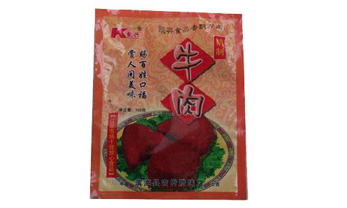 凯兴精制牛肉