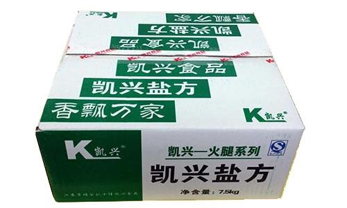 250g凯兴盐方绿