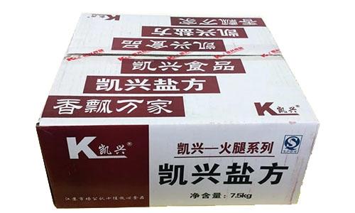 250g凯兴盐方红